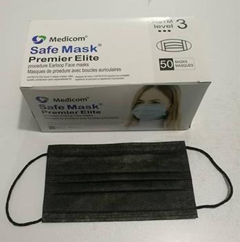 ماسک سه لایه medicom